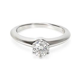 Tiffany & Co. Diamond Engagement Ring in Platinum (0.50 CTW)