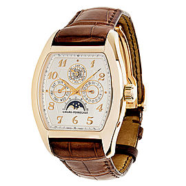 Girard-Perregaux Richeville 2722 Men's Watch in 18K Rose Gold