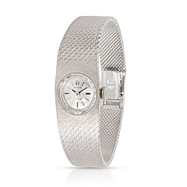 Rolex Dress 2632 Women's Watch in 18kt White Gold