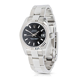 Rolex Datejust 179174 Ladies Watch in 18K White Gold & Stainless Steel