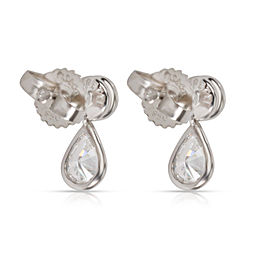 Tiffany & Co. Elsa Peretti Diamond by The Yard Drop Earring in Platinum 0.66 CTW