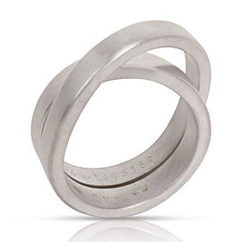 Cartier Nouvelle Vague Ring in 18K White Gold