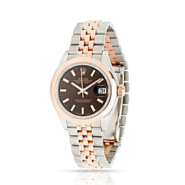 Rolex Datejust 279161 Women's Watch in 18kt Stainless Steel/Rose Gold