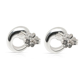 Tiffany & Co. Elsa Peretti Eternal Stud Earring in Sterling Silver