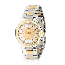 Baume & Mercier Riviera 5131.038 Unisex Watch in 18K Stainless Steel/Yellow Gold