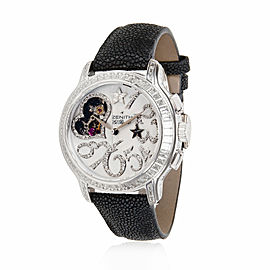 Zenith Starissime 45.1232.4021 Women's Watch in 18K White Gold