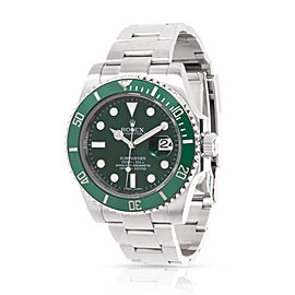Rolex Submariner 116610LV Men's Watch in Stainless Steel