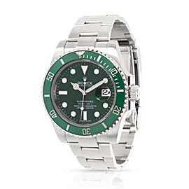 Rolex Submariner 116610LV Men's Watch in Stainless Steel