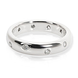 Tiffany & Co. Etiole Diamond Ring in Platinum 0.16 CTW