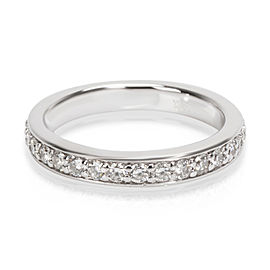 Diamond Eternity Band in 18K White Gold 0.60 CTW