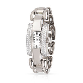 Chopard La Strada 416547-1001 Women's Watch in 18kt White Gold