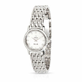 Omega DeVille Prestige 4575.71.00 Women's Watch in Stainless Steel