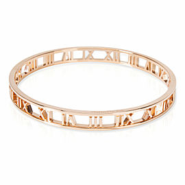 Tiffany & Co. Atlas Collection Bangle in 18K Rose Gold