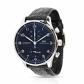 IWC Portuguese IW371447 Men's Watch in Stainless Steel