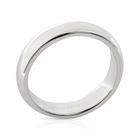 Tiffany & Co. Classic Men's Ring in Platinum