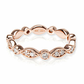 Brilliant Earth Tiara Diamond Eternity Band in 14K Rose Gold 0.5 CTW