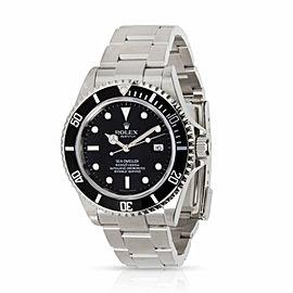 Rolex Seadweller 16600 Men's Watch in Stainless Steel