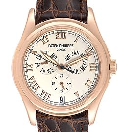 Patek Philippe Complicated Annual Calendar Rose Gold Mens Watch 5035
