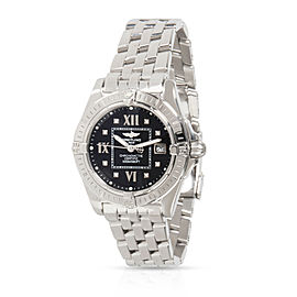 Breitling Galactic 32 A71356 Women's Watch in Stainless Steel