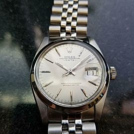 Men's Rolex Oyster Perpetual Date Ref.1501 35mm Automatic, c.1970s LV910