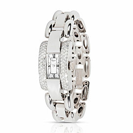 Chopard La Strada 41/6547 Women's Watch in 18kt White Gold