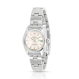 Rolex Date 6916 Women's Watch in Stainless Steel