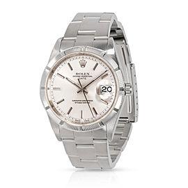Rolex Date 15210 Men's Watch in Stainless Steel