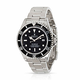 Rolex Seadweller 16600 Men's Watch in Stainless Steel