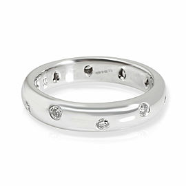 Tiffany & Co. Etiole Diamond Band in Platinum 0.20 CTW
