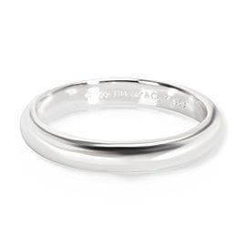 Tiffany & Co. Classic 3mm Wedding Band in Platinum