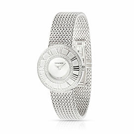 Tiffany & Co. Atlas 264-39-19236927 Women's Watch in 18kt White Gold