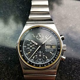 Men's Omega Speedmaster Mark 4.5 40mm Automatic Chronograph Watch, c.1970s LV287
