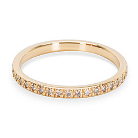 Tiffany & Co. Novo Diamond Wedding Band in 18K Yellow Gold (0.36 CTW)