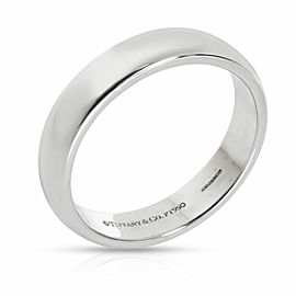 Tiffany & Co. Lucida Wedding Band in Platinum 4.5mm