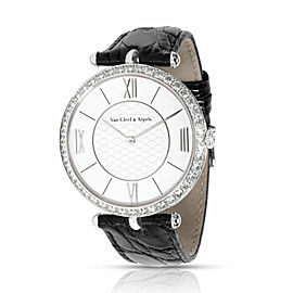 Van Cleef & Arpels Pierre Arpels VCARO3GJ00 Unisex Watch in 18kt White Gold