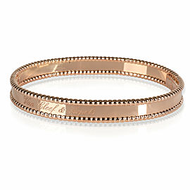 Van Cleef & Arpels Perlee Bracelet in 18K Rose Gold