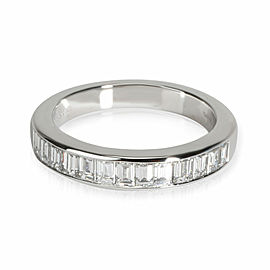 Tiffany & Co. Channel Baguette Diamond Band in Platinum 1.56 CTW