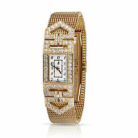 Audemars Piguet Charleston 67025BA Women's Watch in 18kt Yellow Gold