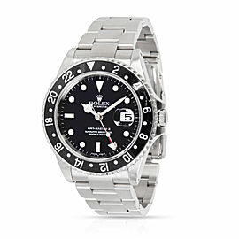 Rolex GMT Master II 16710 Men's Watch in Stainless Steel