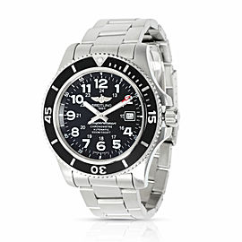 Breitling Superocean II 44 A17392D7/BD68 Men's Watch in Stainless Steel