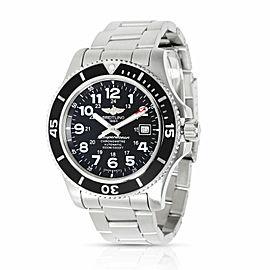Breitling Superocean II 44 A17392D7/BD68 Men's Watch in Stainless Steel