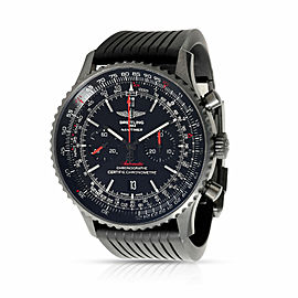 Breitling Navitimer 1 MB012822/BE51 Men's Watch in Black Steel