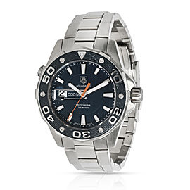 Tag Heuer Aquaracer WAJ1112.BA0870 Men's Watch in Stainless Steel