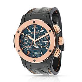 Hublot Classic Fusion Vegas 525.CO.0181.HR.LVB16 Men's Watch in 18kt Rose Gold
