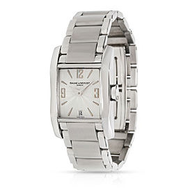 Baume & Mercier Diamant 65488 Women's Watch in Stainless Steel