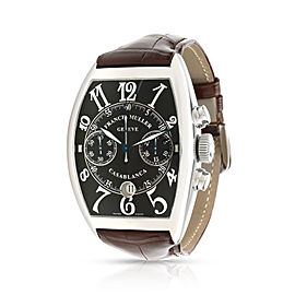 Franck Muller Casablanca 8885 C CC DT Men's Watch in Stainless Steel