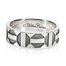 Tiffany & Co. Paloma Picasso Band in Sterling Silver