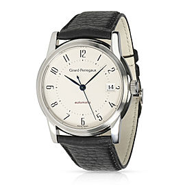 Girard Perregaux 1966 9052 Men's Watch in Stainless Steel