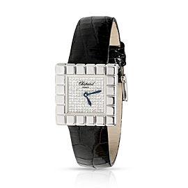 Chopard Ice Cube 127407/1003 Women's Watch in 18kt White Gold