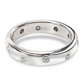 Tiffany & Co. Etoile Diamond Fashion Ring in Platinum